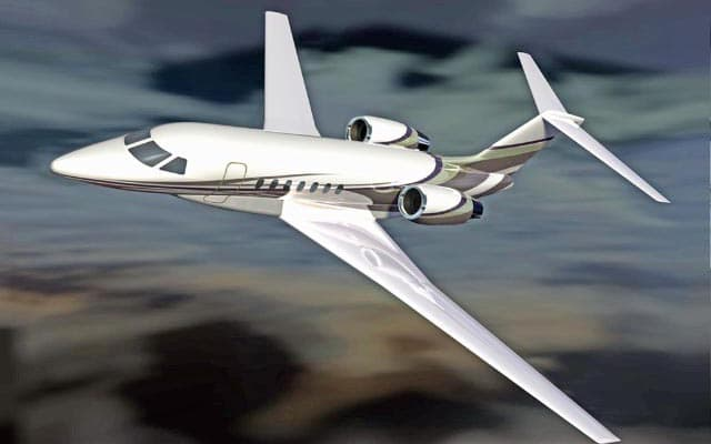 Cessna citation Columbus Photo 1