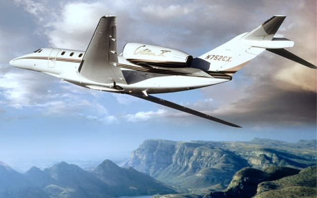 Cessna citation X Photo 4