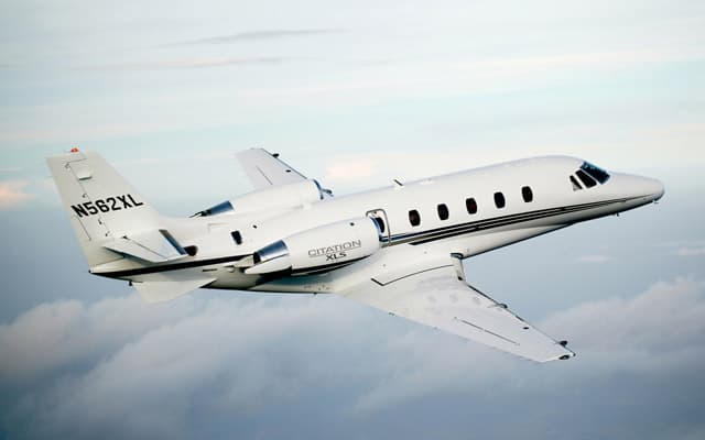 Cessna citation XLS + Photo 2