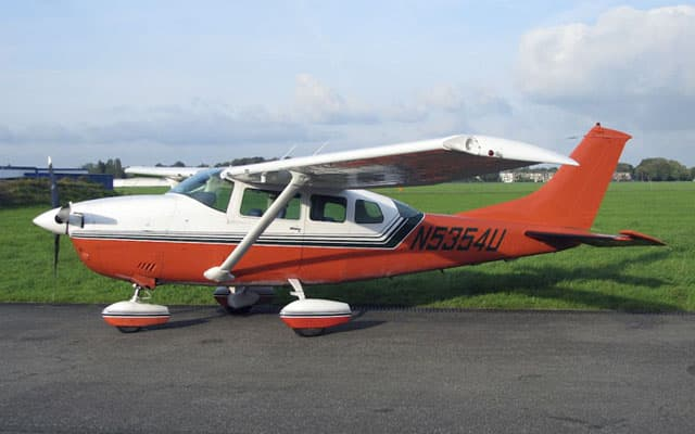 Cessna 206 stationair Photo 4
