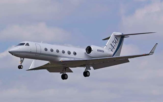 Gulfstream G450 Photo 4