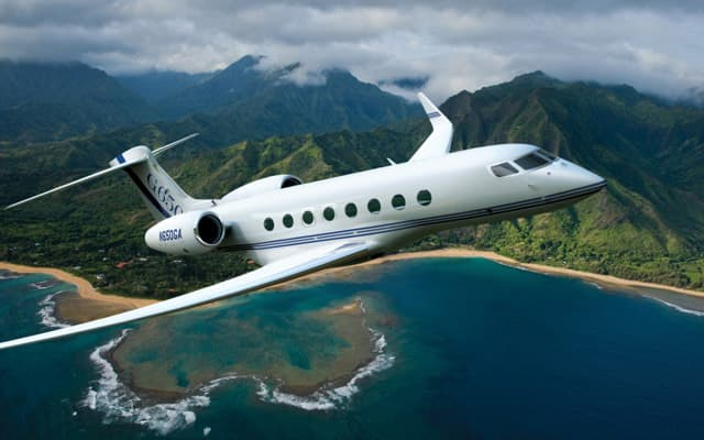 Gulfstream G650 Photo 1