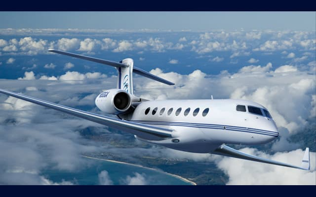 Gulfstream G650 Photo 3