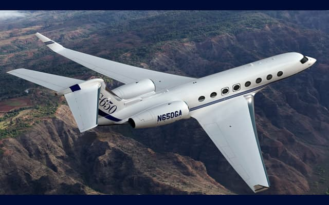 Gulfstream G650 Photo 4