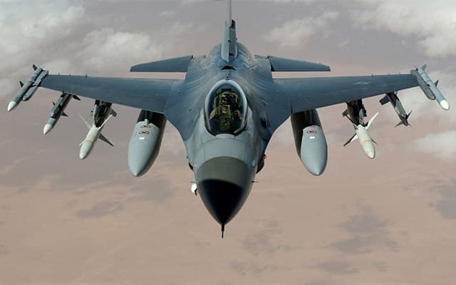 Lockheed Martin F16 Photo 1
