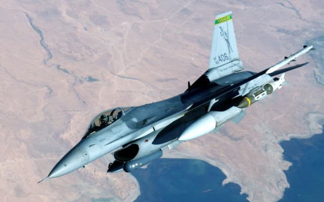 Lockheed Martin F16 Photo 2