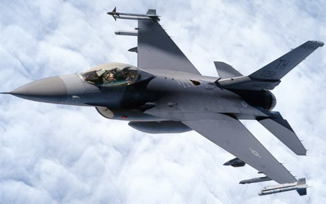 Lockheed Martin F16 Photo 4