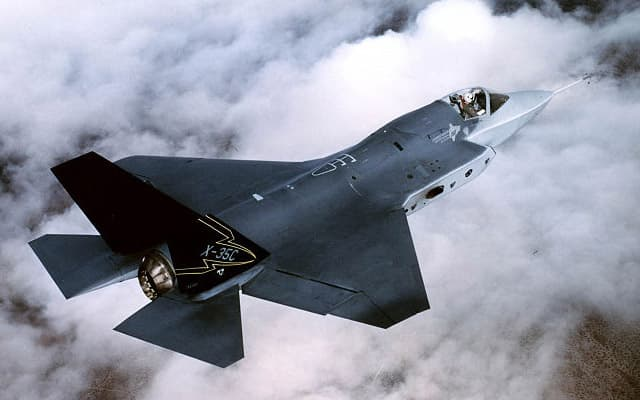 Lockheed Martin F35 Lightning II Photo 3