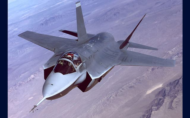 Lockheed Martin F35 Lightning II Photo 4