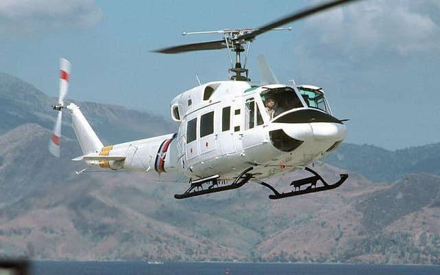 Bell 412 Photo 2