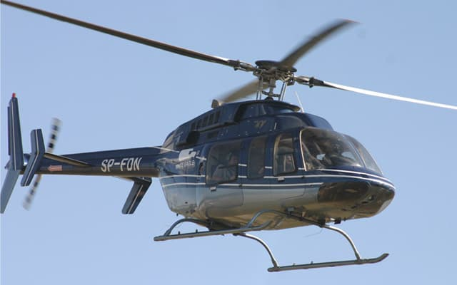 Bell 407 Photo 1