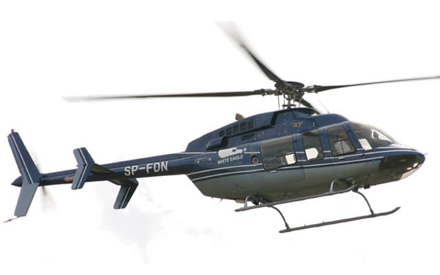 Bell 407 Photo 4