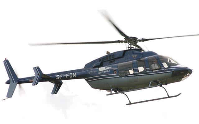Bell 407 Photo 4