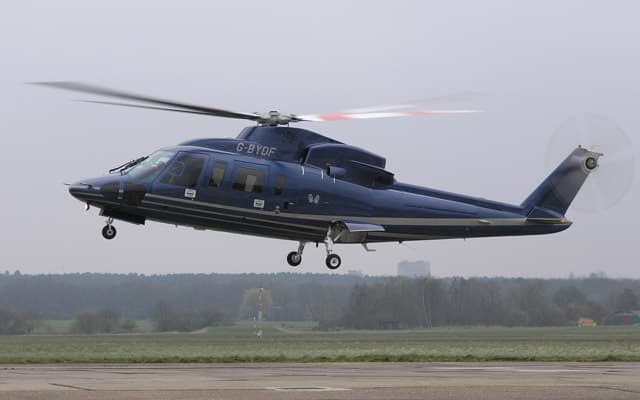 Sikorsky S-76D Photo 3