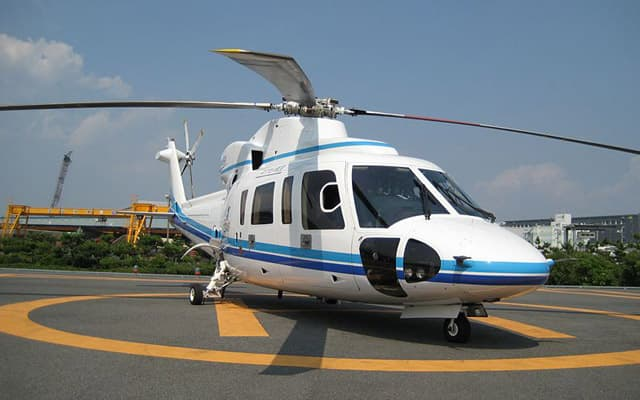 Sikorsky S-76D Photo 4