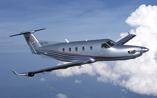 Pilatus PC-12 NG Photo 1