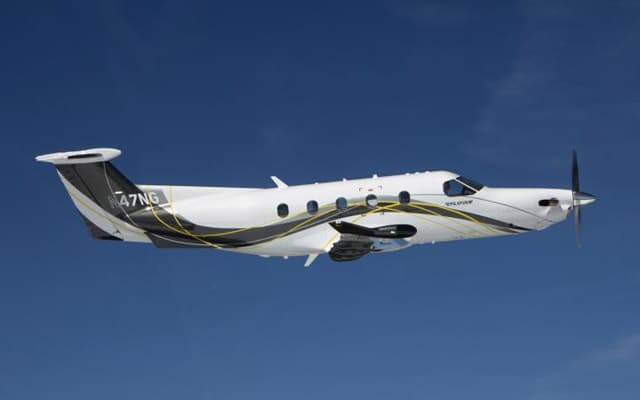 Pilatus PC-12 NG Photo 4