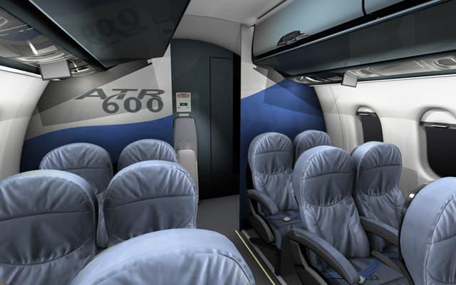 ATR 72 600 Photo 2