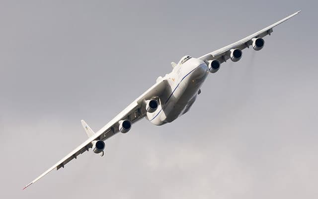 Antonov An-225 Mriya Photo 1