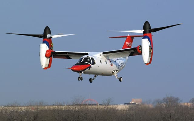 Bell Agusta BA609 Photo 1