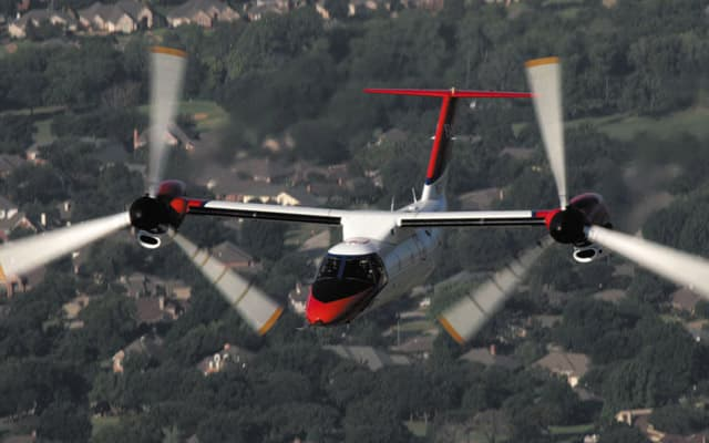 Bell Agusta BA609 Photo 4