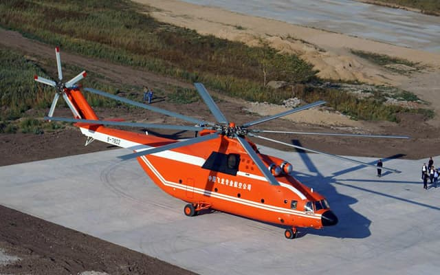 MIL Mi-26 Photo 2