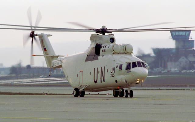 MIL Mi-26 Photo 4
