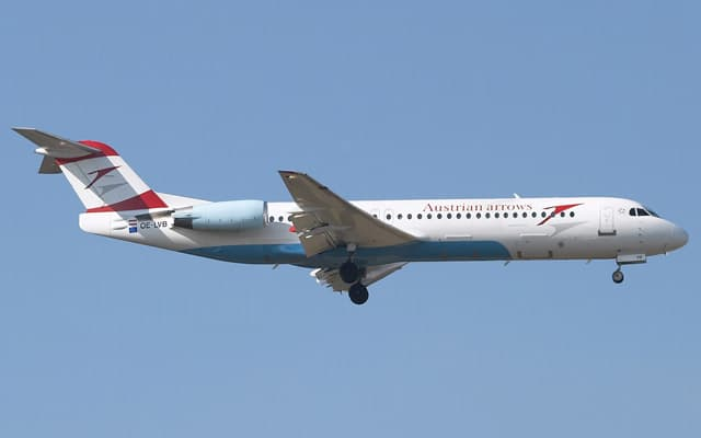 Fokker 100 Photo 4