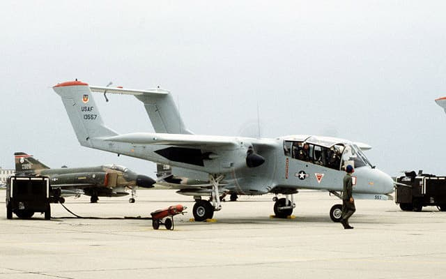 Rockwell OV-10 Bronco Photo 1