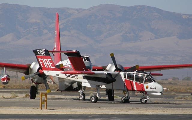 Rockwell OV-10 Bronco Photo 3