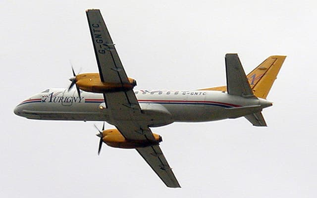 Saab 340 Photo 1