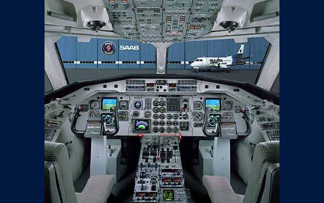 Saab 340 Photo 3