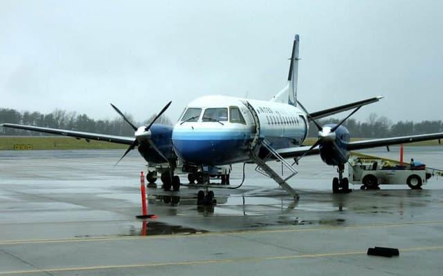 Saab 340 Photo 4