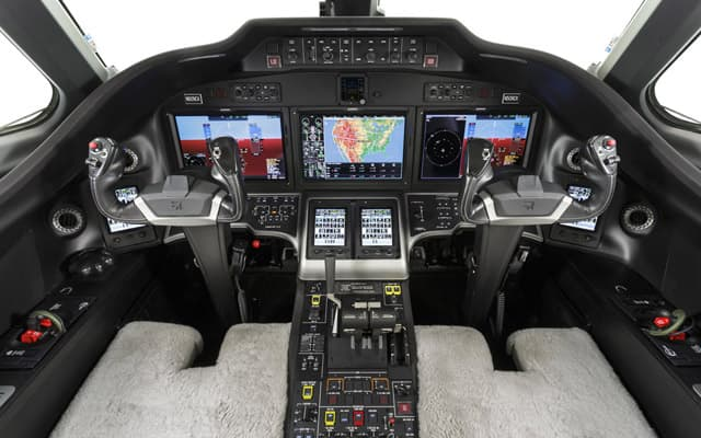 Cessna Citation X Plus Photos Interior Cabin Cockpit