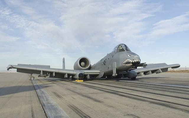 Fairchild A-10 Warthog Photo 2