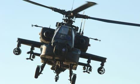 عقد توريد AH-64D Apache Longbow جديدة لمصر 392