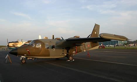 Piaggio Aircraft on Piaggio Aero P 166 Dp1