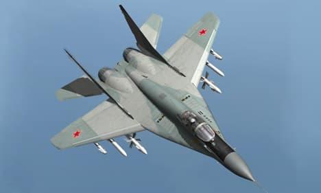 توجه وفدر وسي كبير جدا الى بغداد يوم غد لاستكمال مباحثات شراء ميغ-29 أم 502