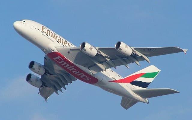 Airbus A380 800 Photo 3