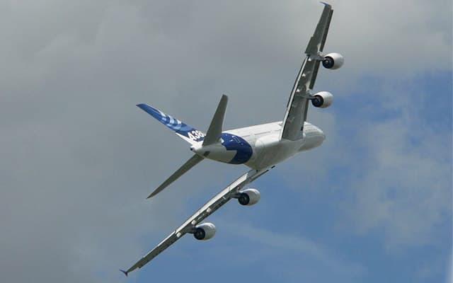 Airbus A380 800 Photo 4