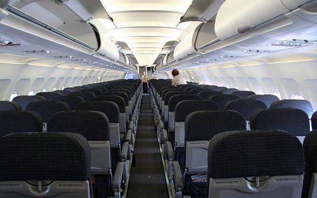 Airbus Industrie A320 - Seating, Jet Performance Chart, Seats