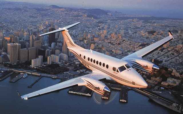 Beechcraft King Air 350 Photo 1