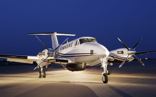 Beechcraft King Air 350 Photo 4
