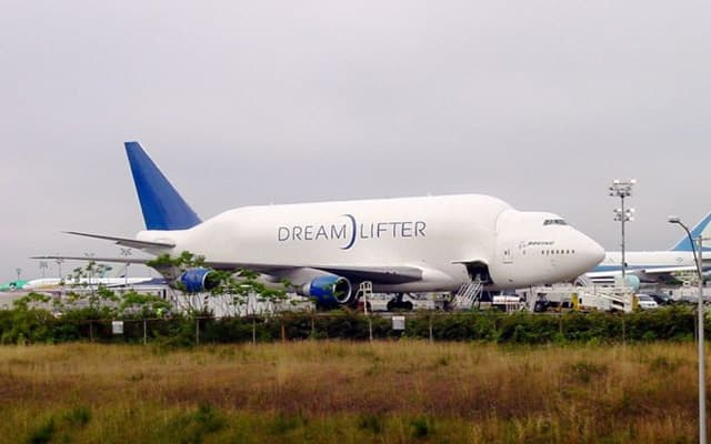 Boeing Dreamlifter lcf Photo 3
