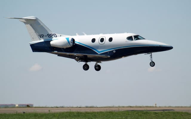 Beechcraft Premier 1A Photo 1