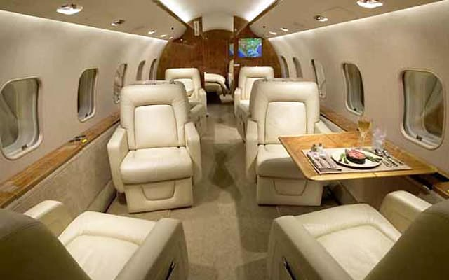 Bombardier Global Express XRS Pic 2