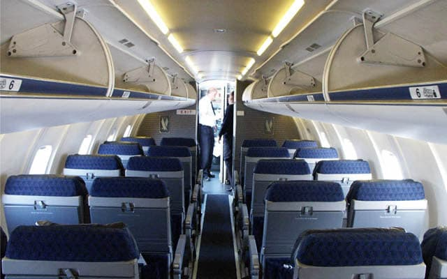 Bombardier Crj 200 Jet Seating Specifications Price
