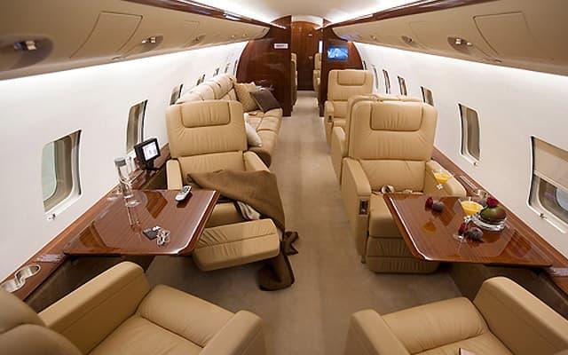 Bombardier Challenger 850 Price  Specs Interior Range