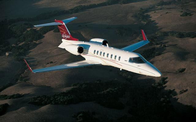 Bombardier Learjet 45 XR Pic 1