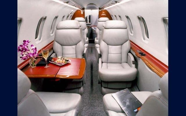Bombardier Learjet 45 XR Pic 2